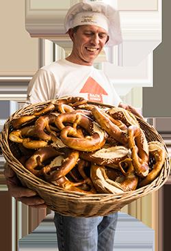 Bäckerei & Konditorei Lunkenheimer Brezeln