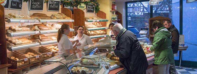 Bäckerei & Konditorei Lunkenheimer Laden