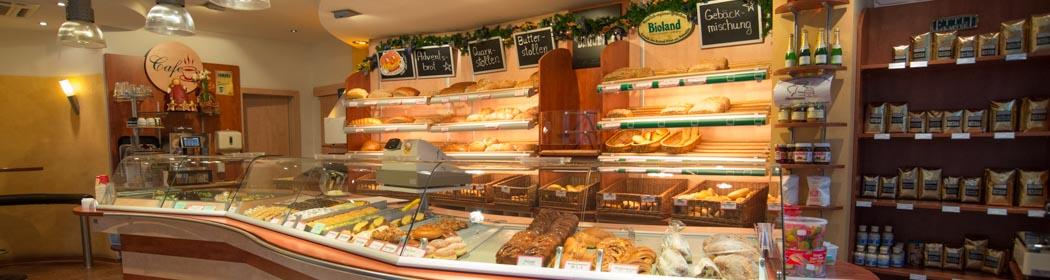 Bäckerei & Konditorei Lunkenheimer Verkauf